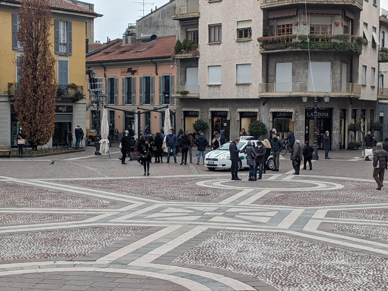 Covid, i contagi: domenica da Saronno a Gallarate, da Busto a Varese pochi  casi ovunque