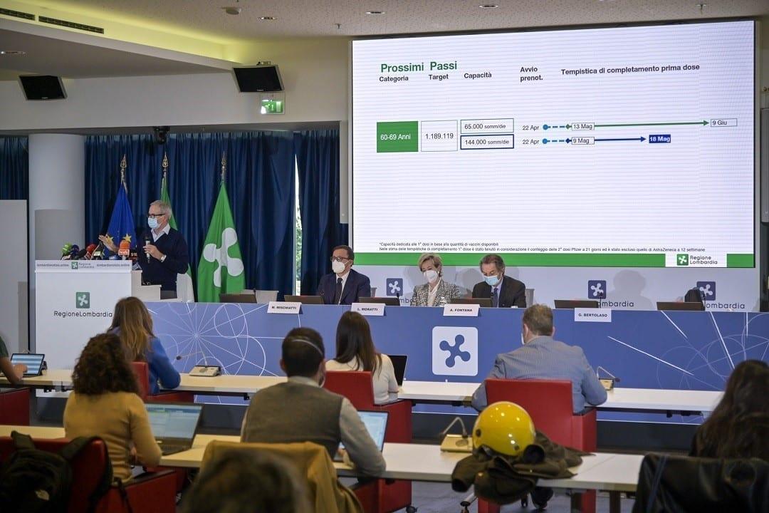 Vaccini Covid Lombardia: ecco le tappe della campagna di massa